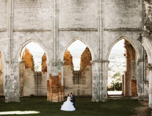 Vivi és Gergő esküvője